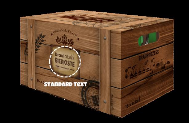 Standard-Bier-Box