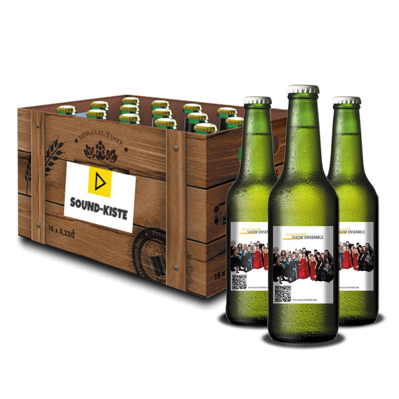 Gunni Mahling Showensemble Soundkiste Bier Geschenke Helden